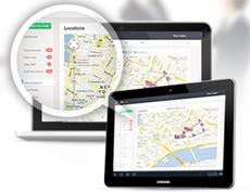 mSpy GPS Feature
